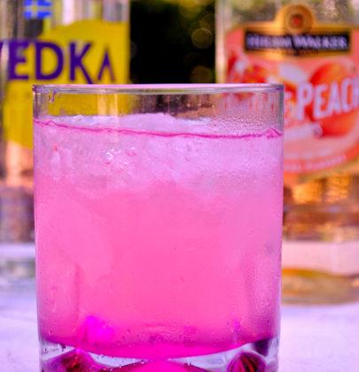 Peach Pink Lemonade