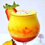 http://slimpickinskitchen.com/2012/05/pineapple-upside-down-cake-daiquiri/