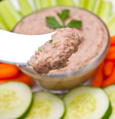 Black-Eyed Pea Hummus