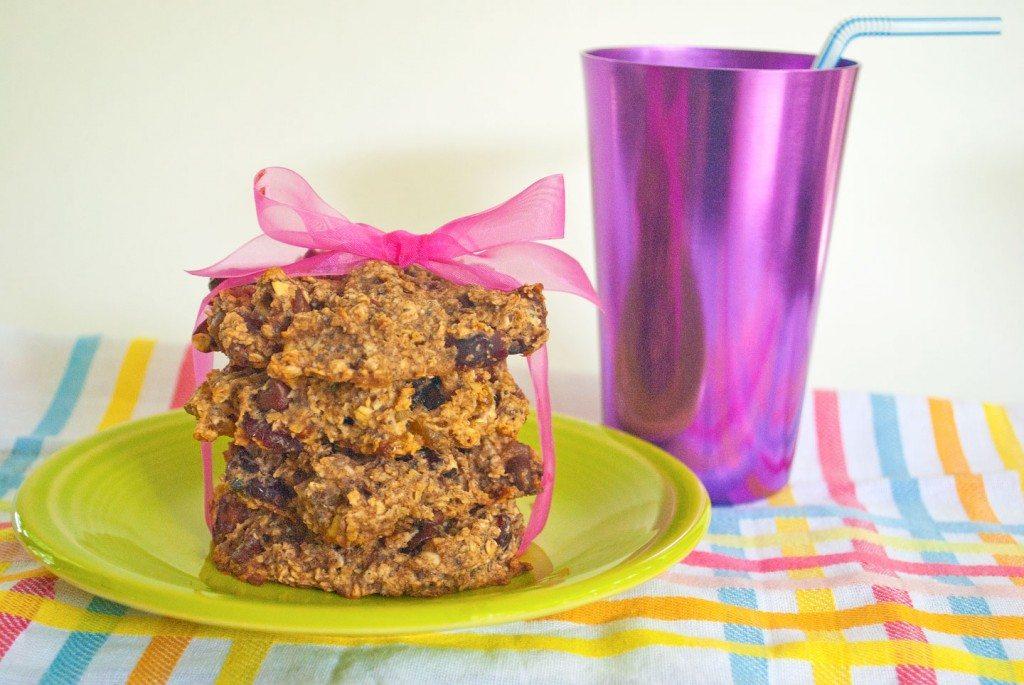Hodge Podge Breakfast Cookies