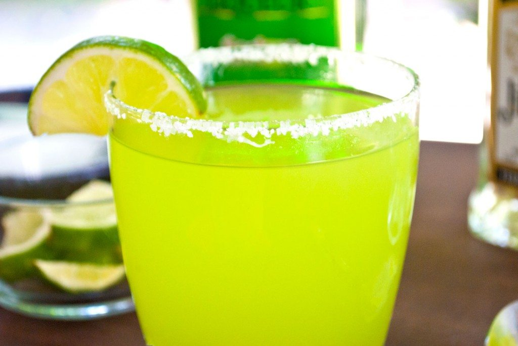 melon ball margarita
