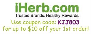 SPK iherb coupon code