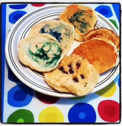 Greyson's Groovy Pancakes
