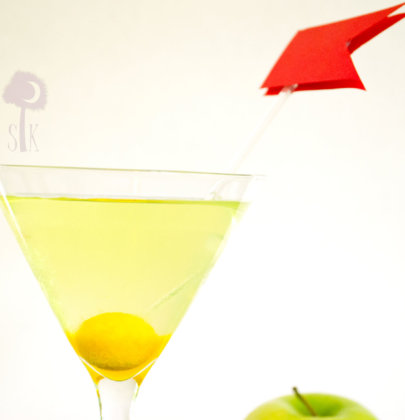 A Hole In One Appletini