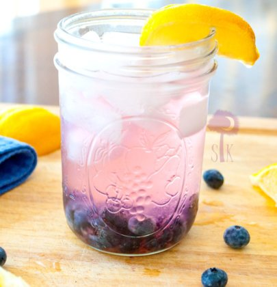 The Blueberry Crush