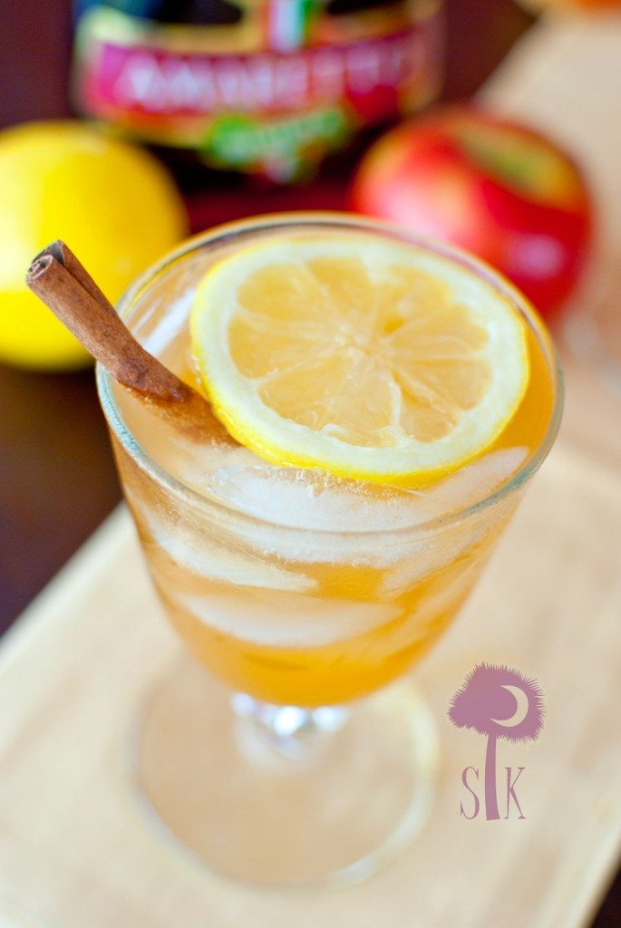 Apple Amaretto Sours