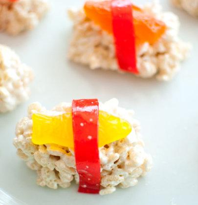 Sassy Candy Sushi