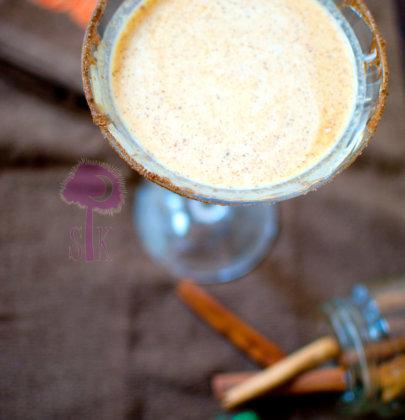 Pumpkin Spice Latte-tini