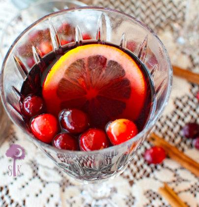 Sugar & Spice Sangria