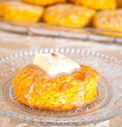 Super Simple Sweet Potato Biscuits