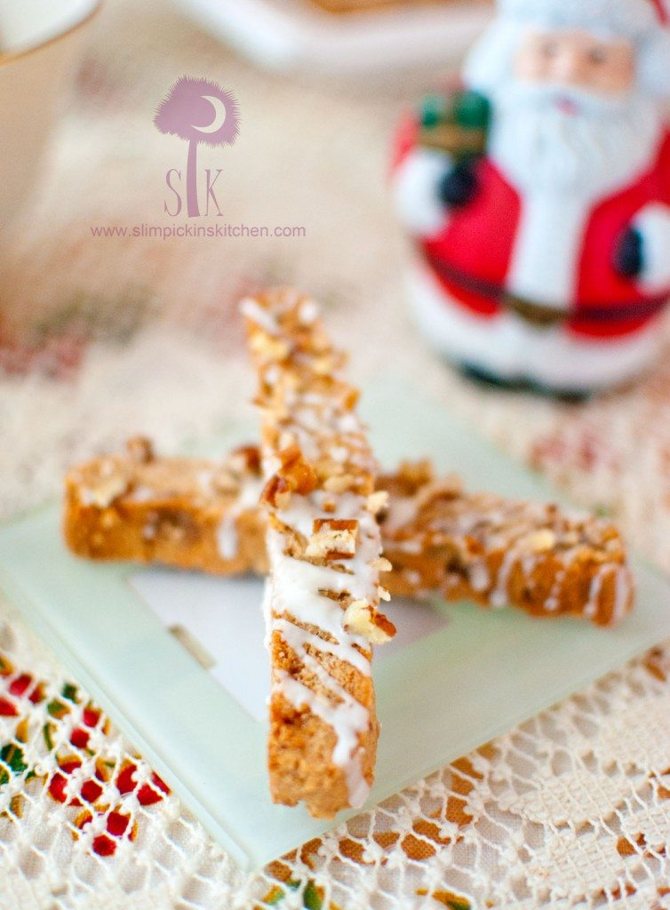 The 2012 Great Food Blogger Cookie Swap: Butter Pecan Biscotti