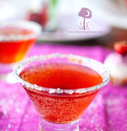 Sparkling Sugar Plum Tea-ni