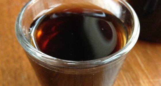 Homemade Kahlua Coffee Liqueur