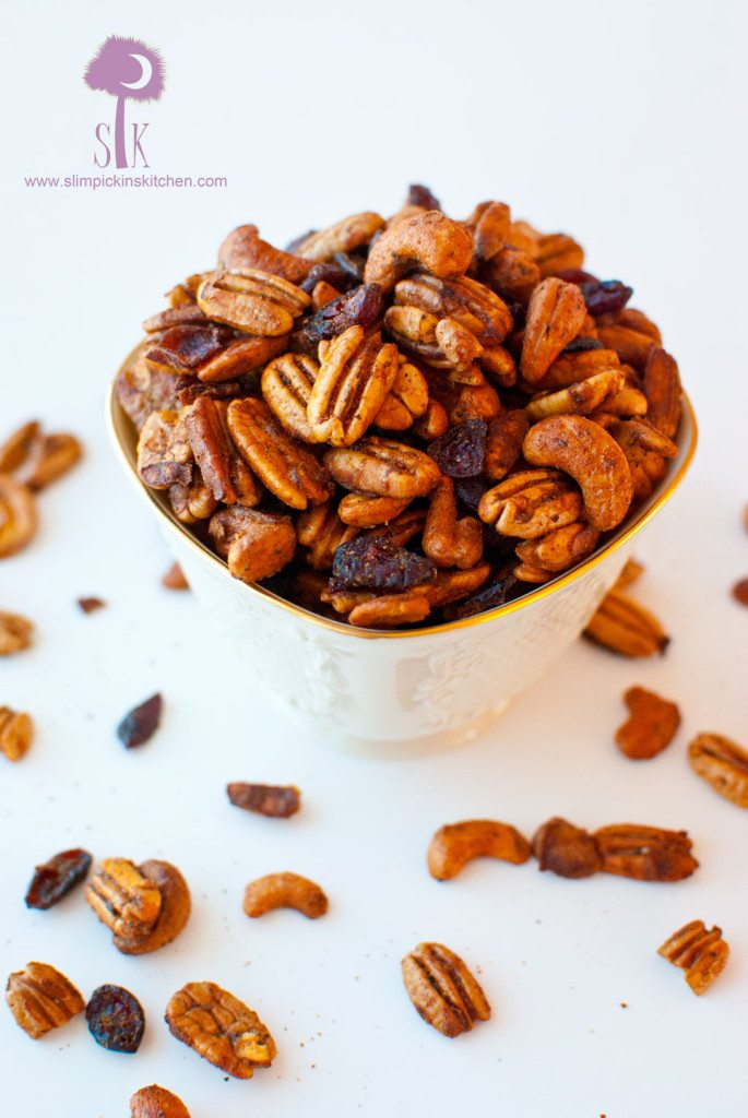 Garam Masala Spiced Nut Mix