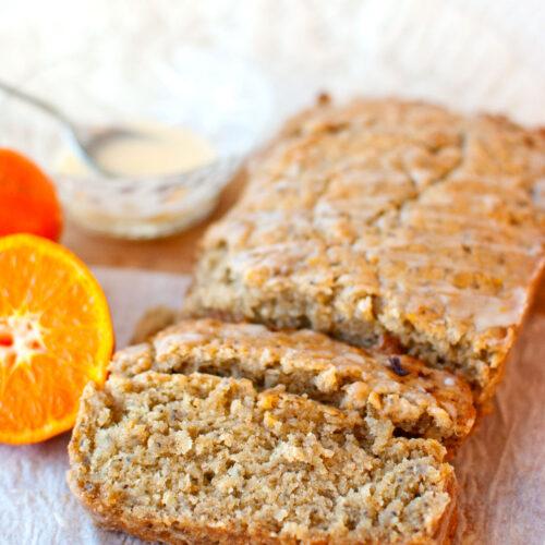 Clementine & Chia Seed Breakfast Bread
