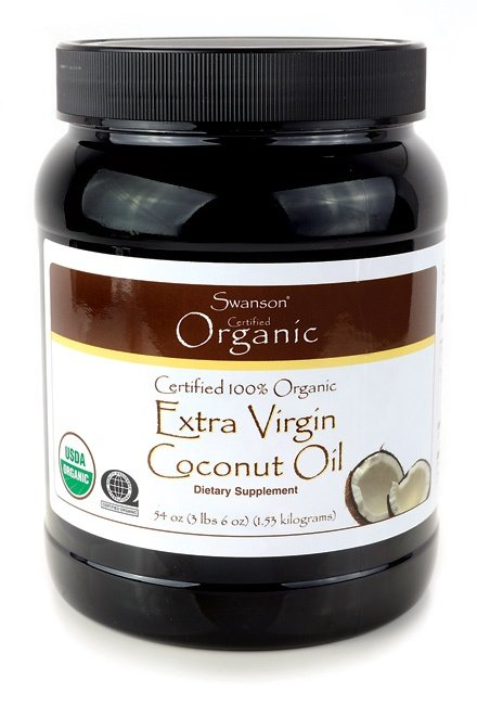 swanson's extra virgin coconut oil