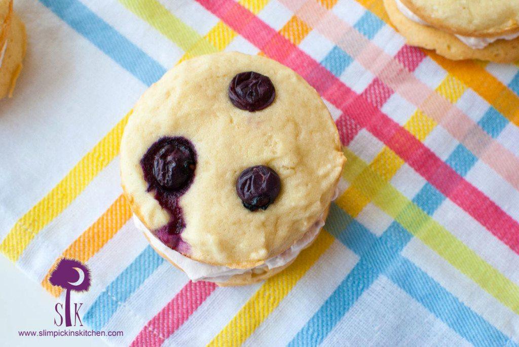 Berry Vanilla Whoopie Pies 4