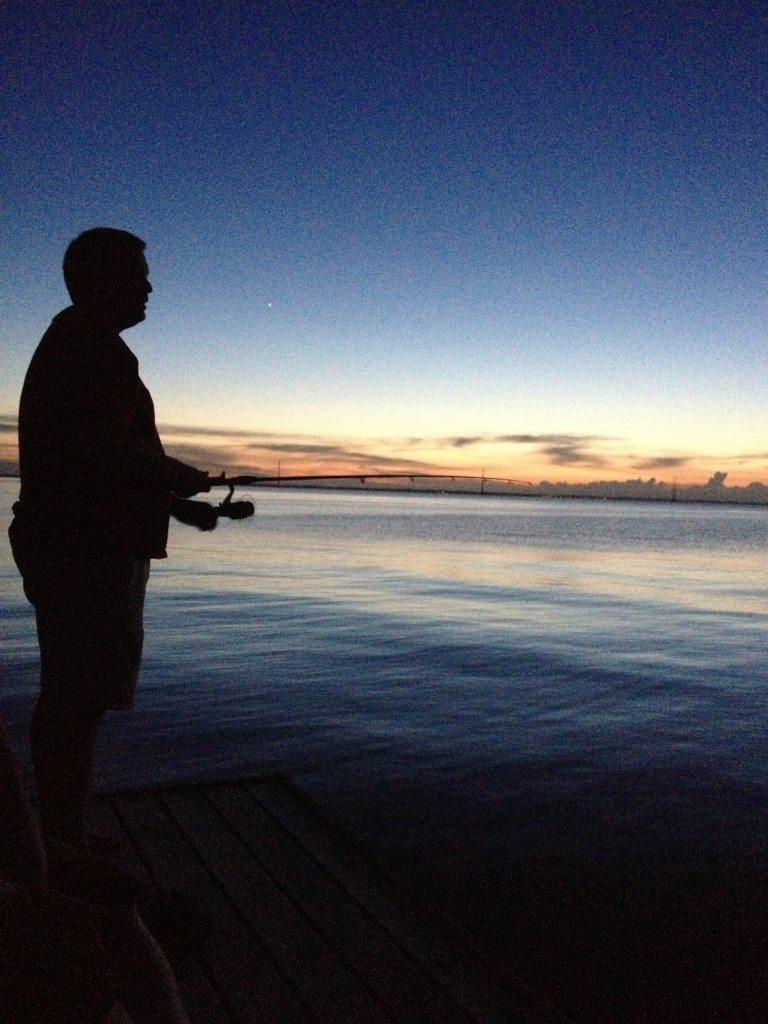 Albemarle Sound fishing