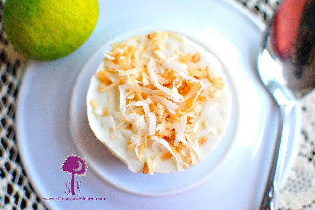 Mini-Frozen-Coconut-Cream-Key-Lime-Cheesecakes-1
