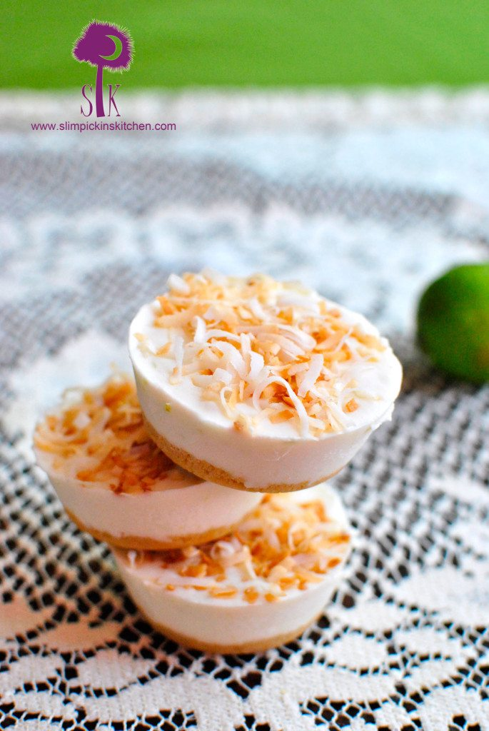 Mini-Frozen-Coconut-Cream-Key-Lime-Cheesecakes-2