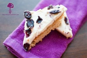 Clean Eating Blueberry Bliss Bars