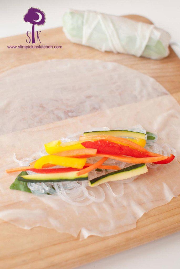Fresh-veggie-spring-rolls-with-wrapper