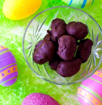 Clean Eating, Copycat Cadbury Caramel Eggs