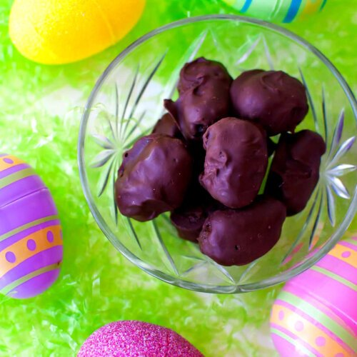 Clean Eating, Copycat Cadbury Caramel Eggs