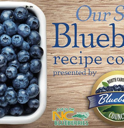 Our State Magazine's 2014 Recipe Collection: I'm a runner up!