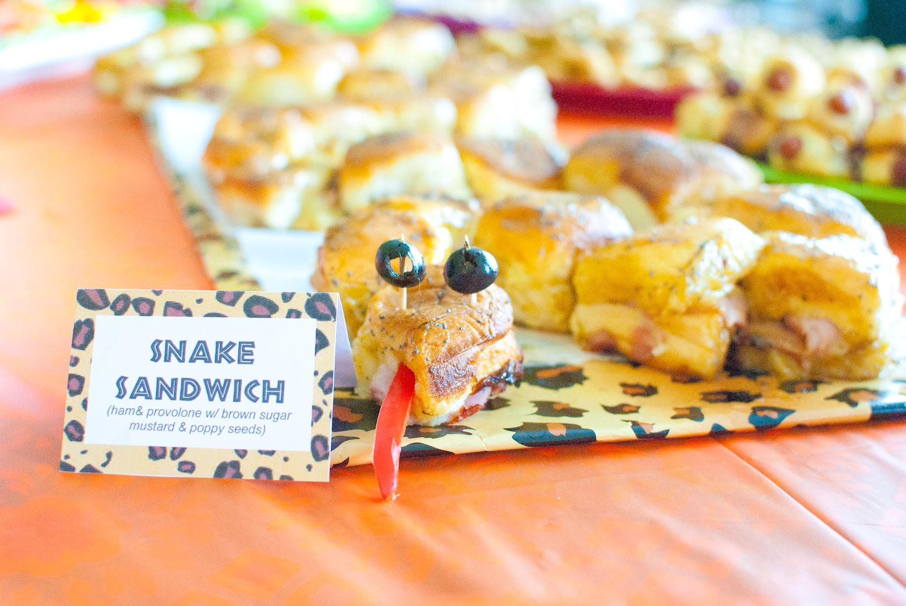 Creative party food ideas for adults