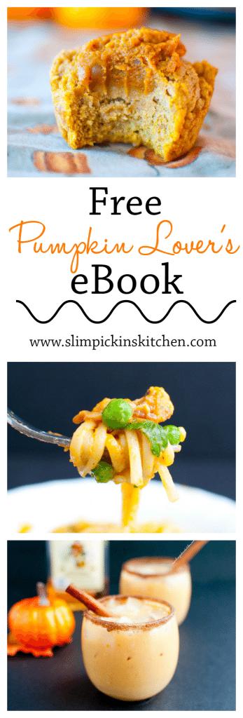 Free Pumpkin Lover's Ebook