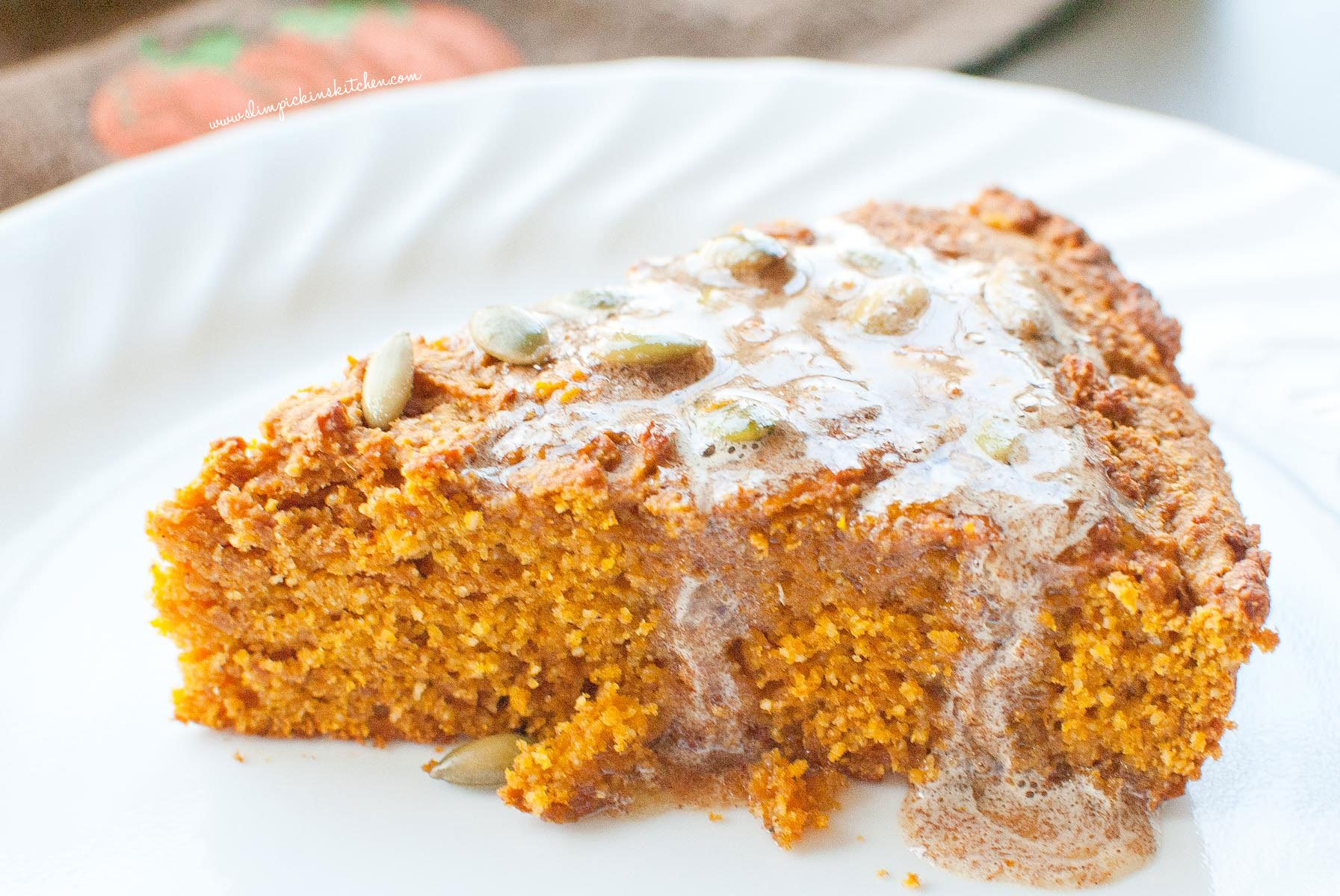 Pumpkin Cornbread with Whipped Gingerbread Butter ⋆ Slim Pickin's ...