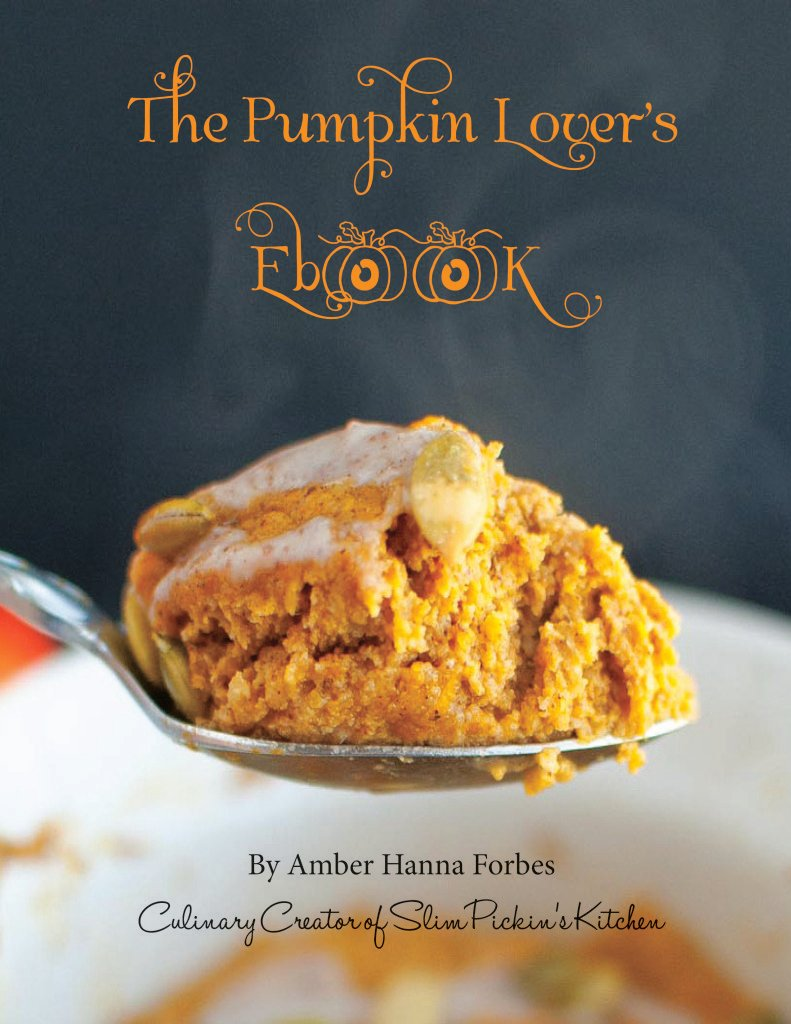 Slim Pickin's Kitchen Pumpkin Lover's Ebook Cover
