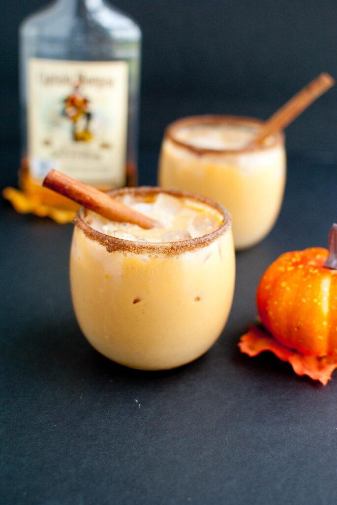 Pumpkin Spiked Horchata