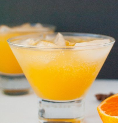 Clementine & Clove Moscow Mules
