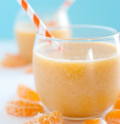 Sunrise Clementine Creamsicle Smoothie