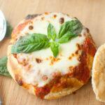 Tomato Bruschetta Soup Bowls * Slim Pickin's Kitchen
