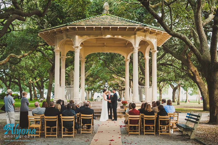 10 Affordable Charleston Wedding Venues