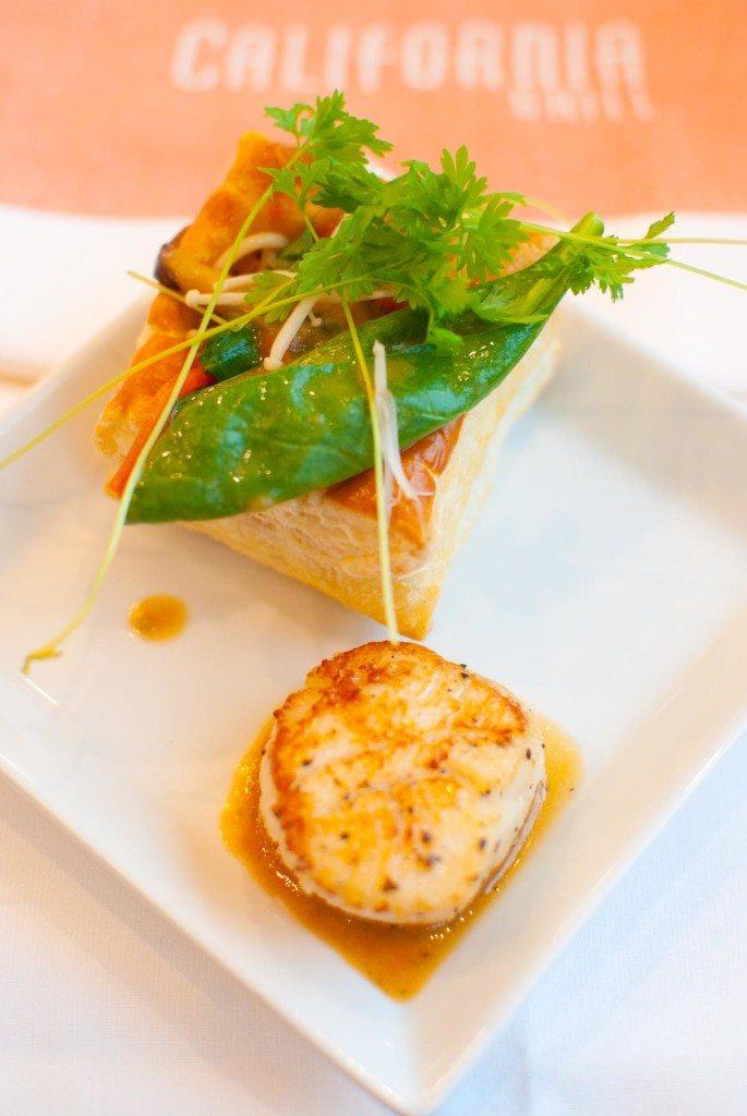 Food Blog Forum 2015 Disney's Contemporary Resort California Grill