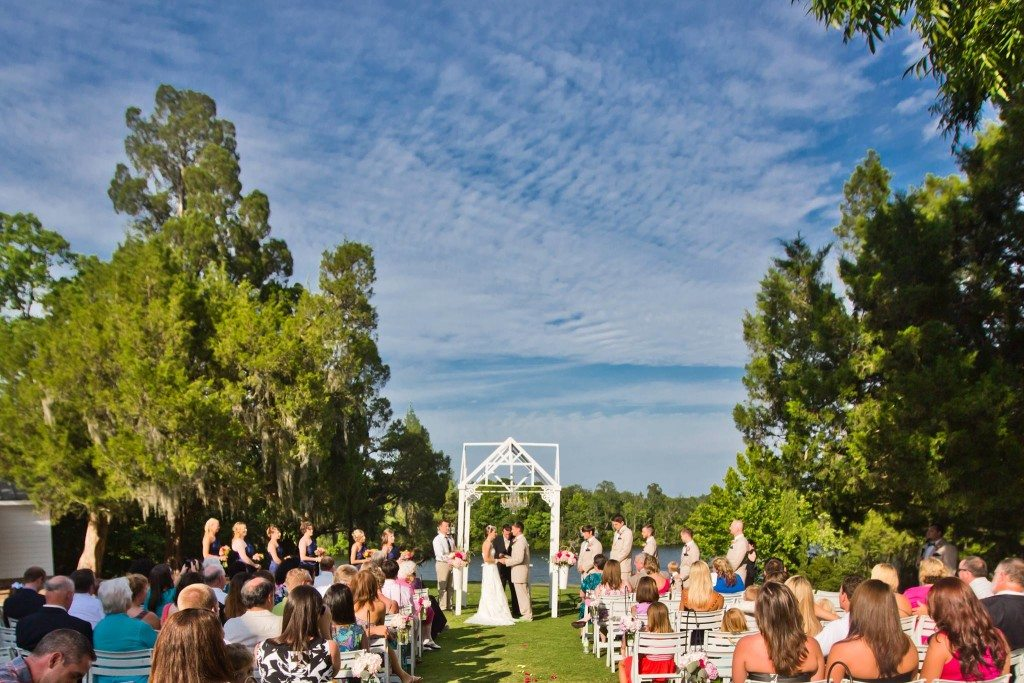Old Santee C State Park 2000 Deposit Affordable Charleston Wedding Venues