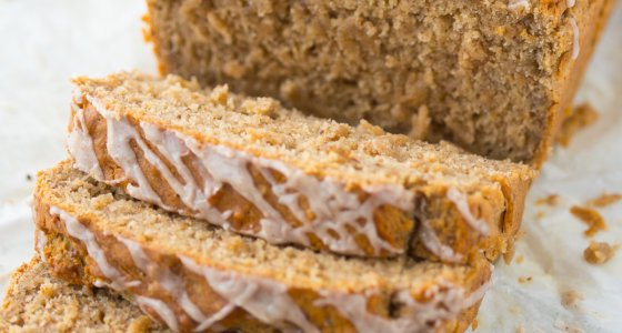 Chia and Chai Breakfast Bread