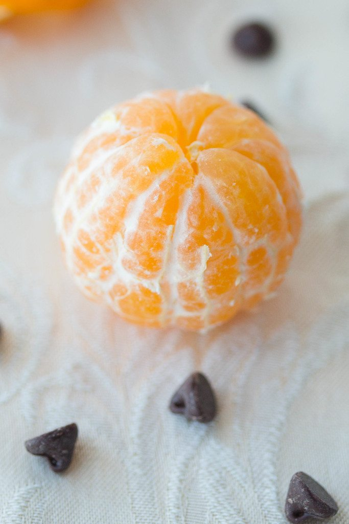 A new twist on the classic flavors of chocolate and orange, these Spiced Chocolate Covered Clementines are a perfect holiday dessert and are dripping with a rich dark chocolate that's been gently kissed by cinnamon and allspice.