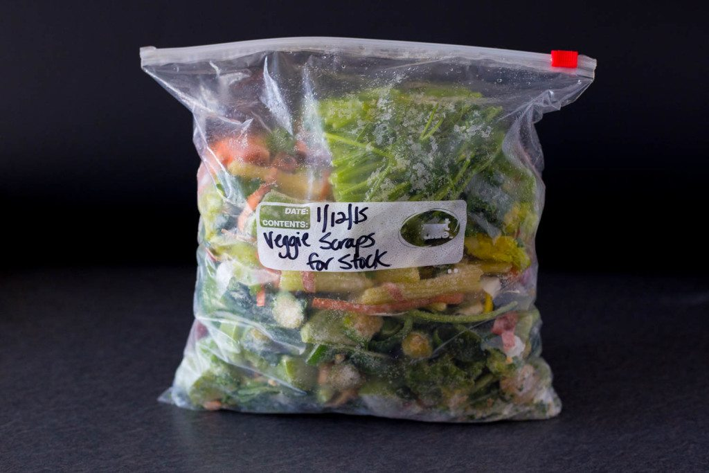 Easy Homemade Vegetable Stock-1