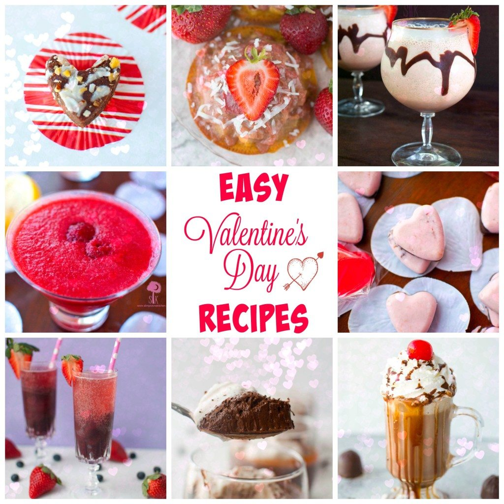 Easy Valentineu0027s Day Recipes