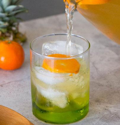 Pineapple Orange Green Tea