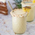 Hummingbird Cake Daiquiris