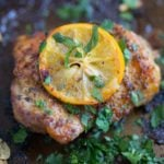 Baked Lemon Pepper Chicken | Easy Dinner Recipes