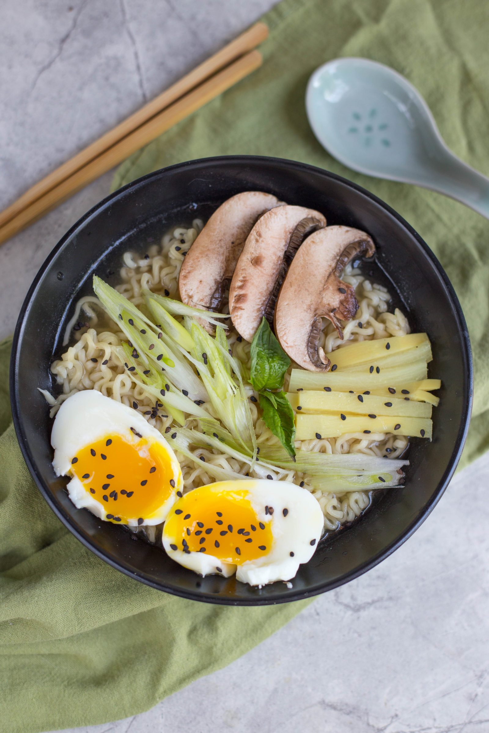 Instant Pot Tonkotsu Ramen from The Crumby Kitchen (1 of 5)