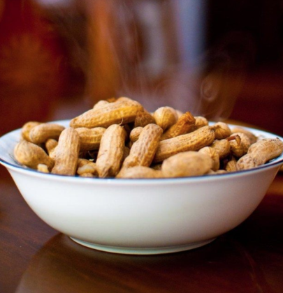 How to Make Boiled Peanuts