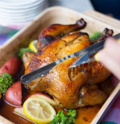 Sweet Tea Brined Chicken